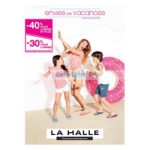 Catalogue La Halle du 25 mai au 6 juin