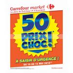 Catalogue Carrefour Market du 10 au 15 mai
