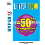 Catalogue Hyper U du 10 au 21 mai