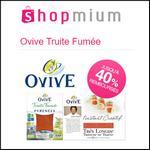 Offre de Remboursement Shopmium : Jusqu'à 40% sur la Truite Fumée Ovive - anti-crise.fr
