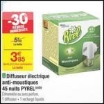 Bon Plan Diffuseur Electrique Pyrel chez Carrefour - anti-crise.fr