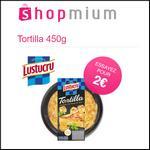 Offre de Remboursement Shopmium : 3 Offres sur Les Tortillas Lustucru - anti-crise.fr