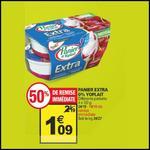 Bon Plan Yoplait : Panier Extra 0% Gratuit chez Auchan - anti-crise.fr