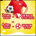 Bon Plan Babybel : 1 Maillot ou un Ballon de Foot - anti-crise.fr