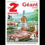 Catalogue Géant Casino du 29 juin au 9 juillet