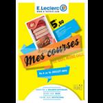 Catalogue Leclerc du 6 au 16 juillet (Est)