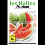 Catalogue Les Halles Auchan du 29 juin au 5 juillet