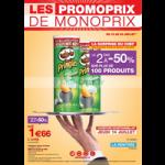 Catalogue Monoprix du 13 au 24 juillet