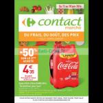 Catalogue Carrefour Contact Marché du 22 au 28 juin