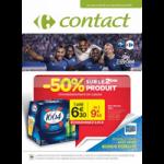 Catalogue Carrefour Contact du 22 au 28 juin
