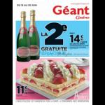Catalogue Géant Casino du 15 au 25 juin