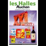 Catalogue Les Halles Auchan du 22 au 28 juin