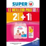 Catalogue Super U du 21 au 25 juin