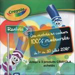 Offre de Remboursement Crayola : 3 Produits 100% Remboursés - anti-crise.fr