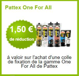 Bdr 0,80€ Pattex