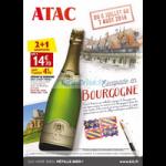 Catalogue Atac du 6 juillet au 7 août (Bourgogne)