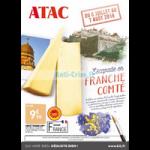 Catalogue Atac du 6 juillet au 7 août (Franche Comté)