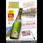 Catalogue Maximarché du 6 juillet au 7 août (Bourgogne)
