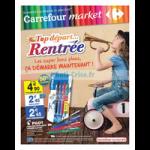 Catalogue Carrefour Market du 8 au 31 juillet