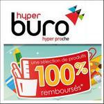 Offre de Remboursement Hyper Buro : Fournitures Scolaires 100% Remboursées - anti-crise.fr