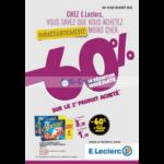 Catalogue Leclerc du 16 au 20 août
