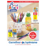 Catalogue Carrefour du 23 août au 5 septembre