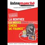 Catalogue Intermarché du 16 août au 4 septembre