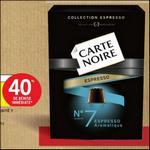 Bon Plan Capsules Carte Noire pour Nespresso chez Intermarché - anti-crise.fr