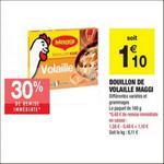 Bon Plan Bouillon de Volaille Maggi chez Carrefour Market - anti-crise.fr