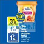 Bon Plan Glace La Laitière chez Carrefour Market - anti-crise.fr