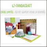 Très Bon Plan Pandacraft : 1er Kit Gratuit pour la Rentrée !!! Vite - anti-crise.fr