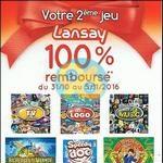 Offre de Remboursement Lansay : Votre 2ème Jeu 100% Remboursé - anti-crise.fr