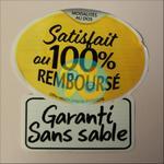 Offre de Remboursement Florette : Petites Feuilles de Mâche Satisfait ou 100% Remboursé - anti-crise.fr