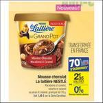 Bon Plan Le Grand Pot de Mousse La Laitière chez Carrefour - anti-crise.fr