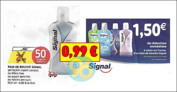 Bon Plan Signal : Bain de Bouche à 0,99€ chez Intermarché - anti-crise.fr