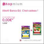 Offre de Remboursement Shopmium : Le 2ème illiko® Banco Ed. C'est cadeau ! Offert - anti-crise.fr