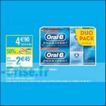 Bon Plan Dentifrice Oral B chez Cora - anti-crise.fr