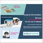 Bon Plan Baby France : 1 Cadeau Offert à votre inscription - anti-crise.fr