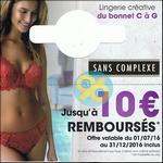 Offre de Remboursement Sans Complexe : Jusqu'à 10 € Remboursés - anti-crise.fr