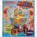 Offre de Remboursement Vtech : 5€ ou 10€ sur vos Jouets - anti-crise.fr