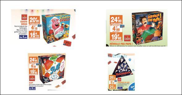 Bon Plan Jeux Goliath Chez Carrefour Market - anti-crise.fr