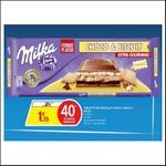 Bon Plan Milka : Tablette Extra Gourmand 300g à 0,70€ chez Intermarché - anti-crise.fr