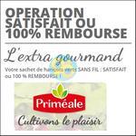 Offre de Remboursement Priméale : Haricots Verts Sans Fil Satisfait ou 100% Remboursé - anti-crise.fr