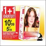 Bon Plan Coloration excellence Crème L'Oréal chez Carrefour Market - anti-crise.fr