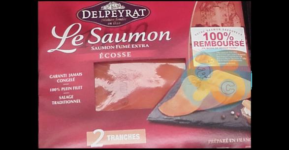 Offre de Remboursement Delpeyrat : Saumon 2 Tranches Norvège ou Ecosse 100% Remboursé en Plusieurs Bons de Réduction - anti-crise.fr