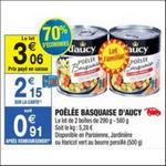 Bon Plan D'Aucy : Poêlée à 0,41€ chez Carrefour Market - anti-crise.fr