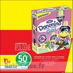Bon Plan Danonino Go! chez Intermarché - antu-crise.fr