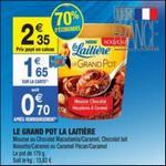 Bon Plan Le Grand Pot de Mousse La Laitière chez Carrefour Market - anti-crise.fr