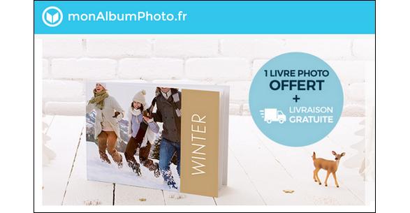 Bon Plan Mon Album Photo : Votre 1er Livre Photo Offert !! - anti-crise.fr