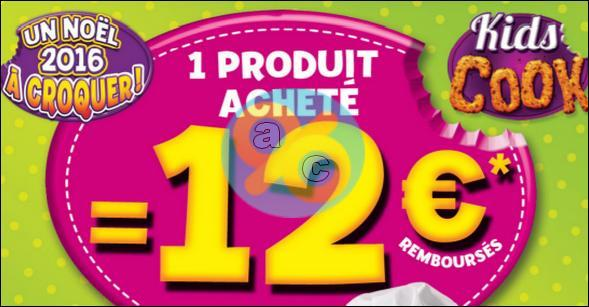 Offre de Remboursement Goliath : 12€ sur une Fabrique Let's Cook ou Kids Cook - anti-crise.fr